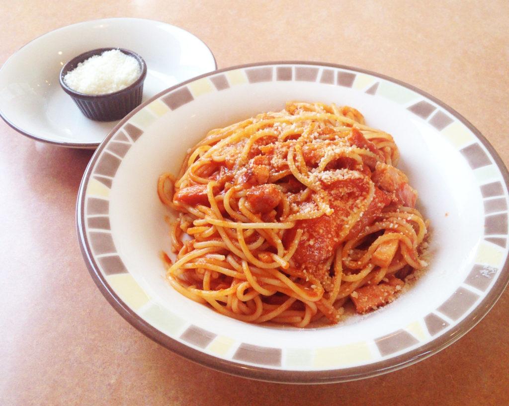 風 スパゲティ パルマ パルマ風てきなスパゲティー レシピ・作り方