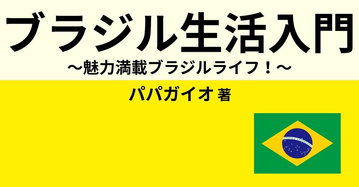 ブラジル生活入門 ~魅力満載ブラジルライフ!~
