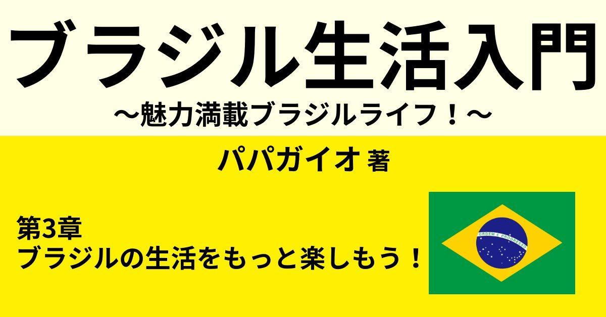 ブラジルのおすすめスポット4選 ~観光でも見たい!~